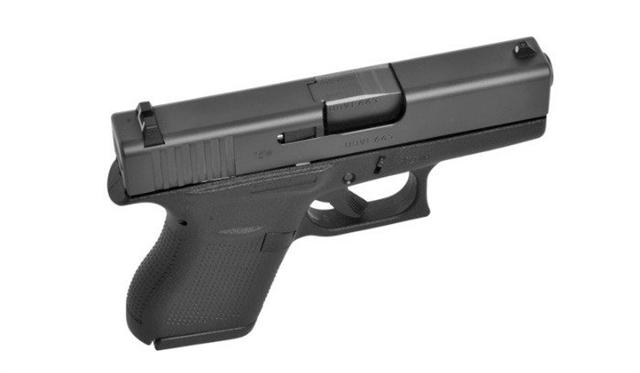 2021 Glock G43 at Harsh Outdoors, Eaton, CO 80615