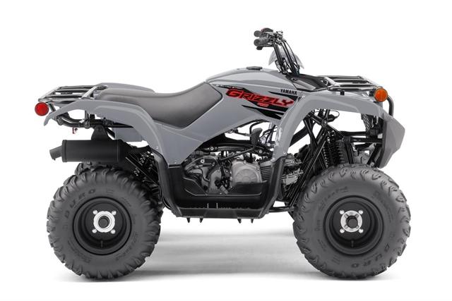 2021 Yamaha Grizzly 90 at Lynnwood Motoplex, Lynnwood, WA 98037