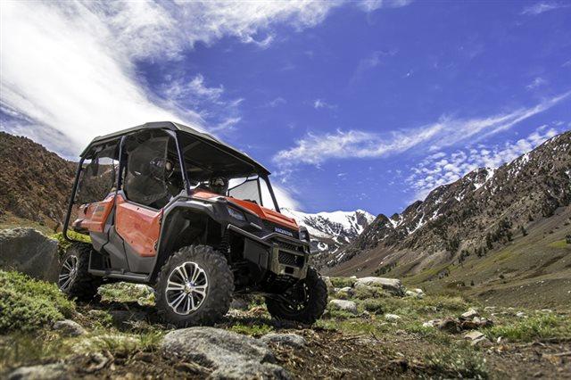 2016 Honda Pioneer 1000-5 Base at ATVs and More