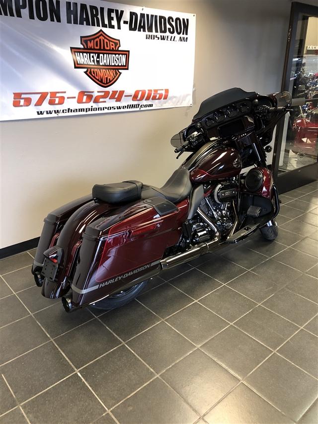 2019 Harley-Davidson Street Glide CVO Street Glide at Champion Harley-Davidson®, Roswell, NM 88201