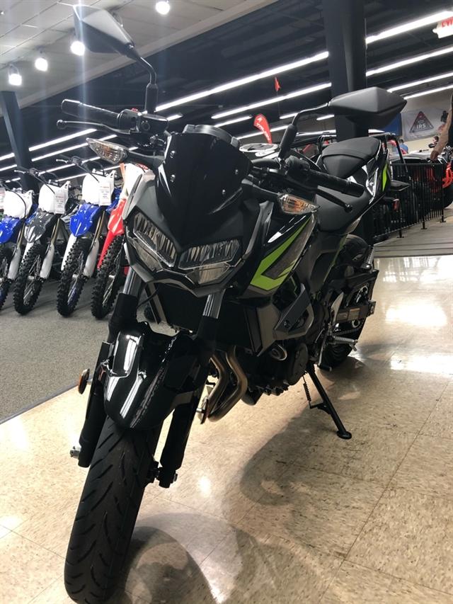 2020 Kawasaki Z400 ABS ER400DLF at Sloans Motorcycle ATV, Murfreesboro, TN, 37129