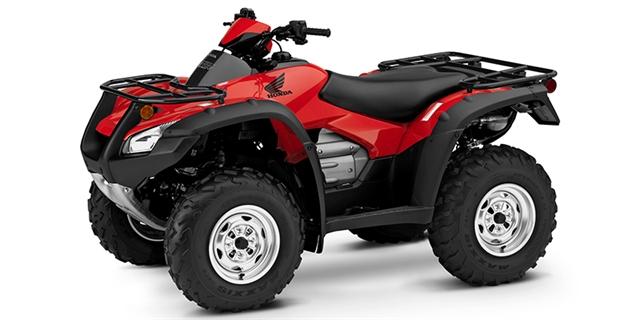 2021 Honda FourTrax Rincon Base at G&C Honda of Shreveport