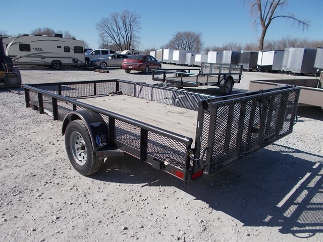 2019 Diamond C Single Axle Utility 2PSA at Nishna Valley Cycle, Atlantic, IA 50022