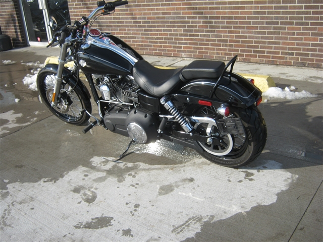 2016 Harley-Davidson Wide Glide FXDWG at Brenny's Motorcycle Clinic, Bettendorf, IA 52722