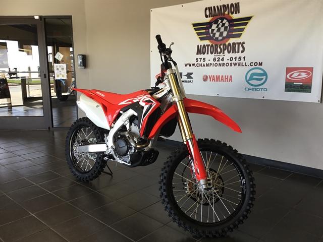 2021 Honda CRF 250R at Champion Motorsports