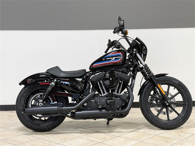 2021 Harley-Davidson Street XL 1200NS Iron 1200 at Destination Harley-Davidson®, Tacoma, WA 98424