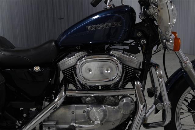 2001 Harley-Davidson XLH 1200 at Suburban Motors Harley-Davidson