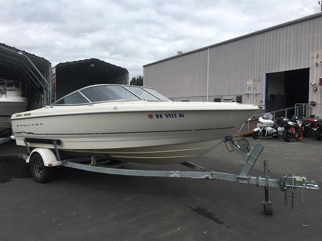2001 Bayliner Capri 21 at Lynnwood Motoplex, Lynnwood, WA 98037