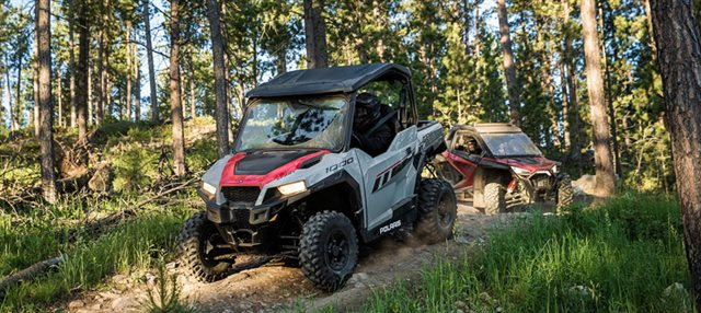 2021 Polaris GENERAL 1000 Deluxe at Southern Illinois Motorsports