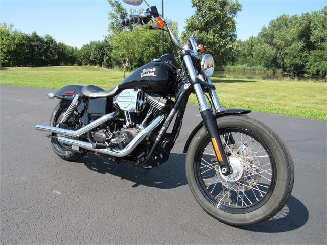 2017 Harley-Davidson Dyna Street Bob at Conrad's Harley-Davidson