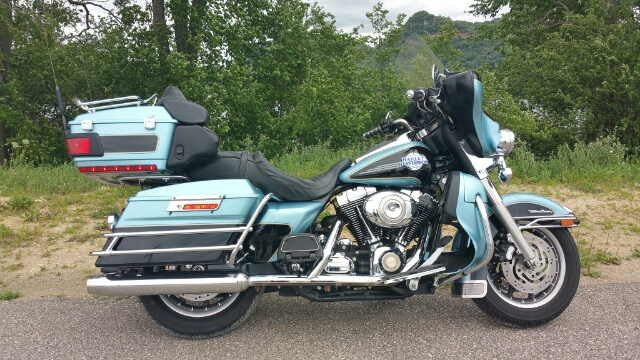 2007 Harley-Davidson Electra Glide Ultra Classic at Harley-Davidson® Shop of Winona, Winona, MN 55987