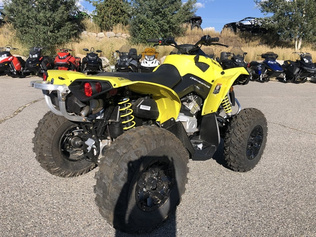 2019 Can-Am Renegade 570 at Power World Sports, Granby, CO 80446