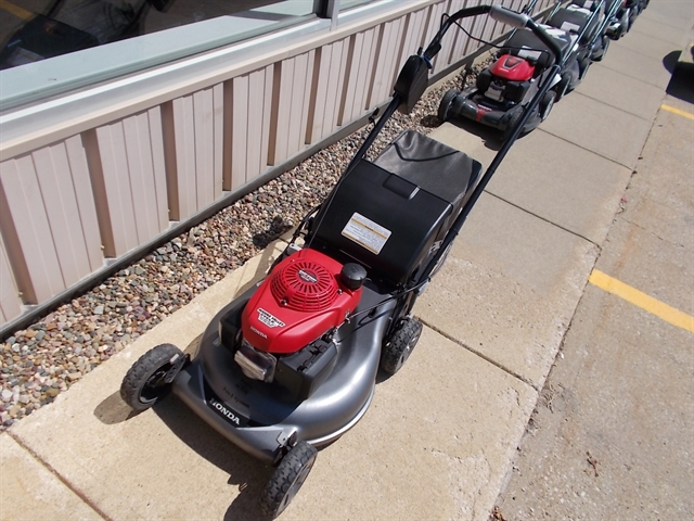 2019 Honda Lawn Mowers HRX217VLA at Nishna Valley Cycle, Atlantic, IA 50022