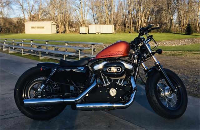 2011 Harley-Davidson Sportster Forty-Eight at Harley-Davidson of Asheville