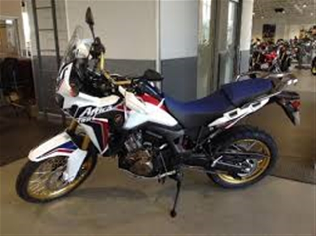 2017 Honda Africa Twin Base at Kent Motorsports, New Braunfels, TX 78130