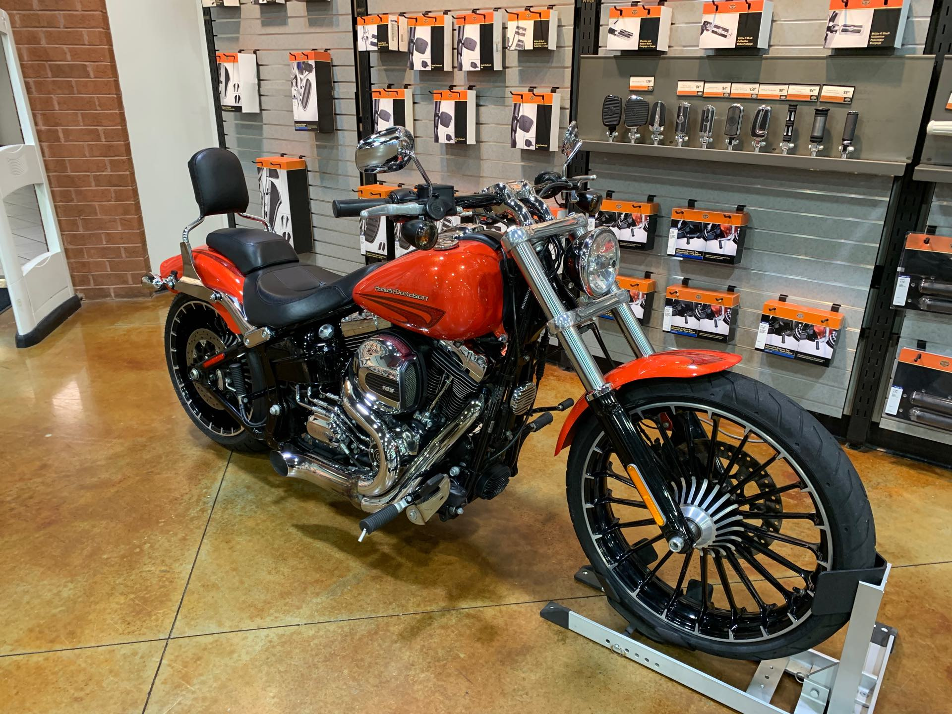 2017 Harley-Davidson Softail Breakout at Colonial Harley-Davidson