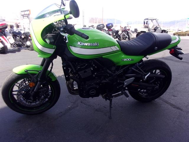 2019 Kawasaki Z900RS Cafe at Bobby J's Yamaha, Albuquerque, NM 87110