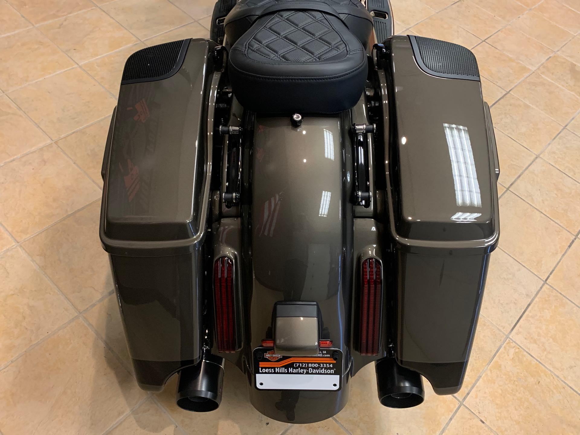2021 Harley-Davidson Touring CVO Street Glide at Loess Hills Harley-Davidson
