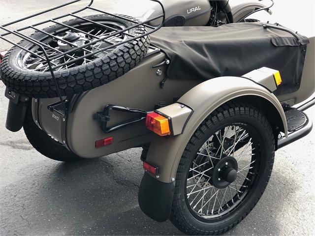 2021 URAL MOTORWORKS Gear-Up 750 at Lynnwood Motoplex, Lynnwood, WA 98037