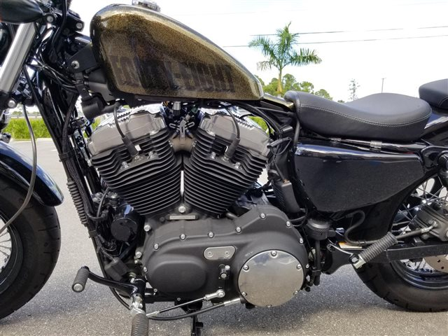 2013 Harley-Davidson Sportster Forty-Eight at Stu's Motorcycles, Fort Myers, FL 33912