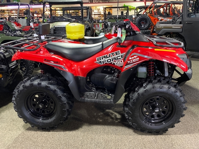 2020 Kawasaki Brute Force 750 4x4i at Dale's Fun Center, Victoria, TX 77904