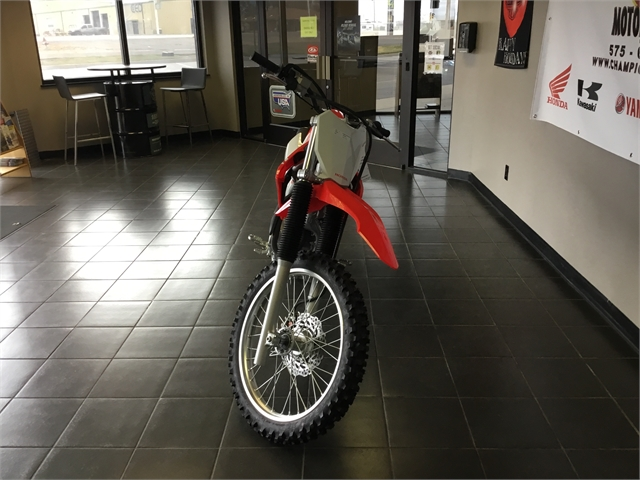 2021 Honda CRF 250F at Champion Motorsports