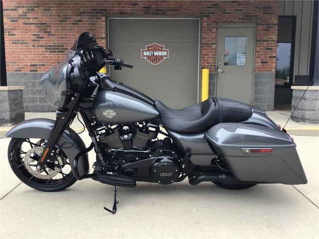 2021 Harley-Davidson Touring Street Glide Special at Lima Harley-Davidson