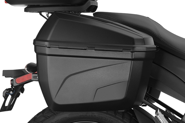 2019 ZERO 22 LITER SIDE CASES BY GIVI AND RACK KIT at Randy's Cycle, Marengo, IL 60152