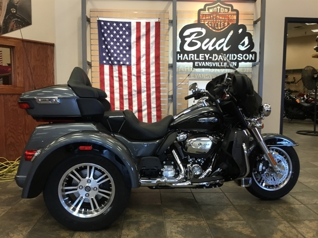 2021 Harley-Davidson Trike FLHTCUTG Tri Glide Ultra at Bud's Harley-Davidson