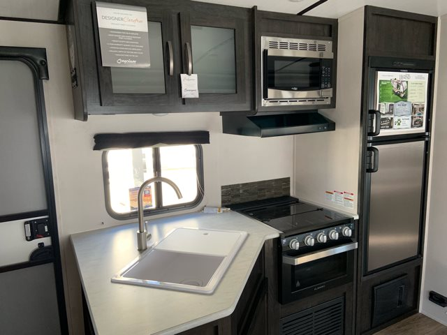 2019 Forest River Surveyor Legend 295QBLE Bunk Beds at Campers RV Center, Shreveport, LA 71129