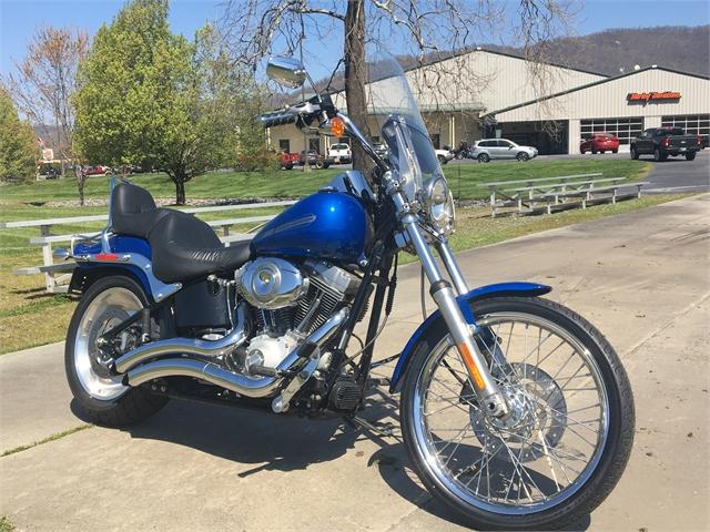 2007 Harley-Davidson Softail Standard at Harley-Davidson of Asheville