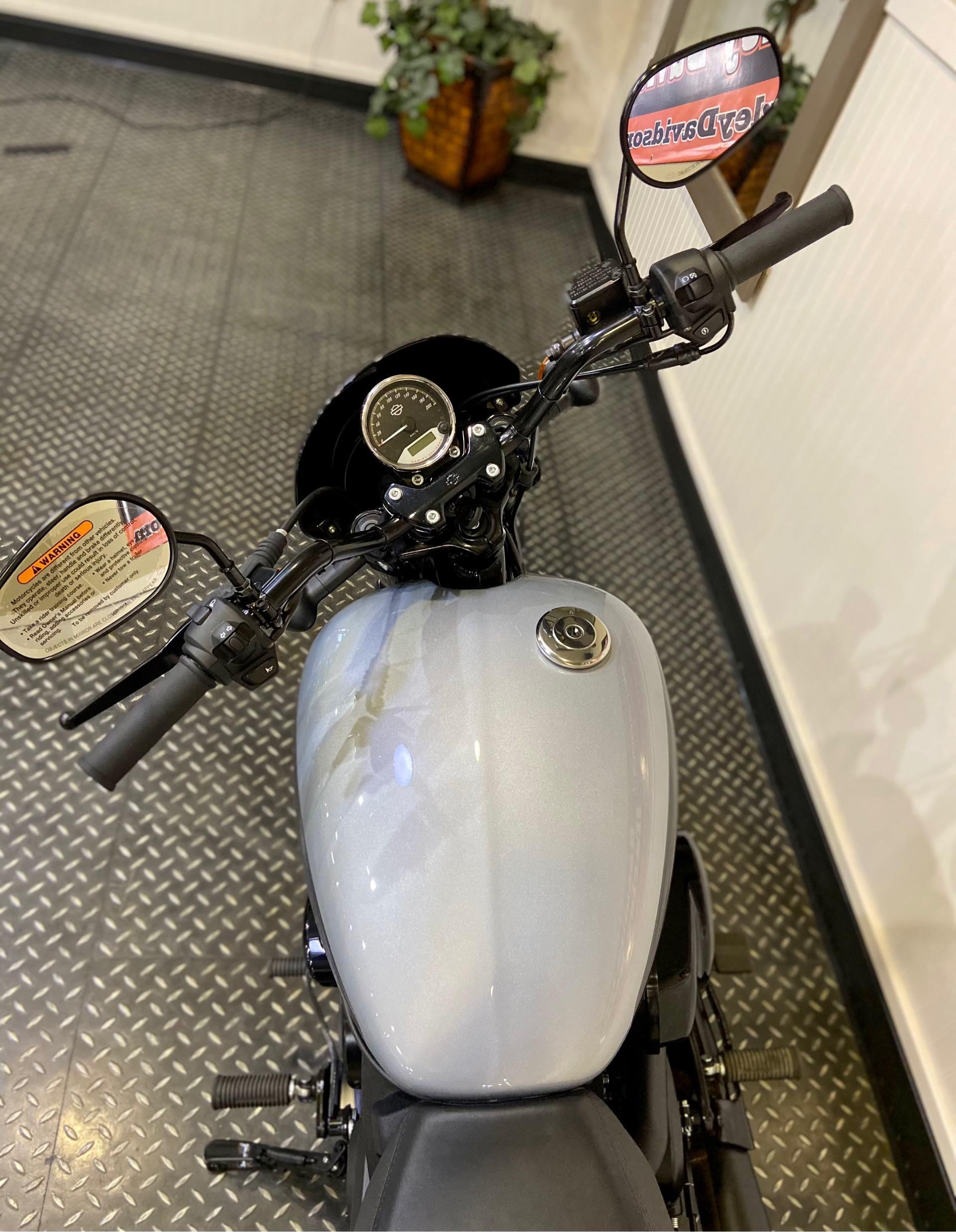 2020 Harley-Davidson Street Street 750 at Gasoline Alley Harley-Davidson (Red Deer)