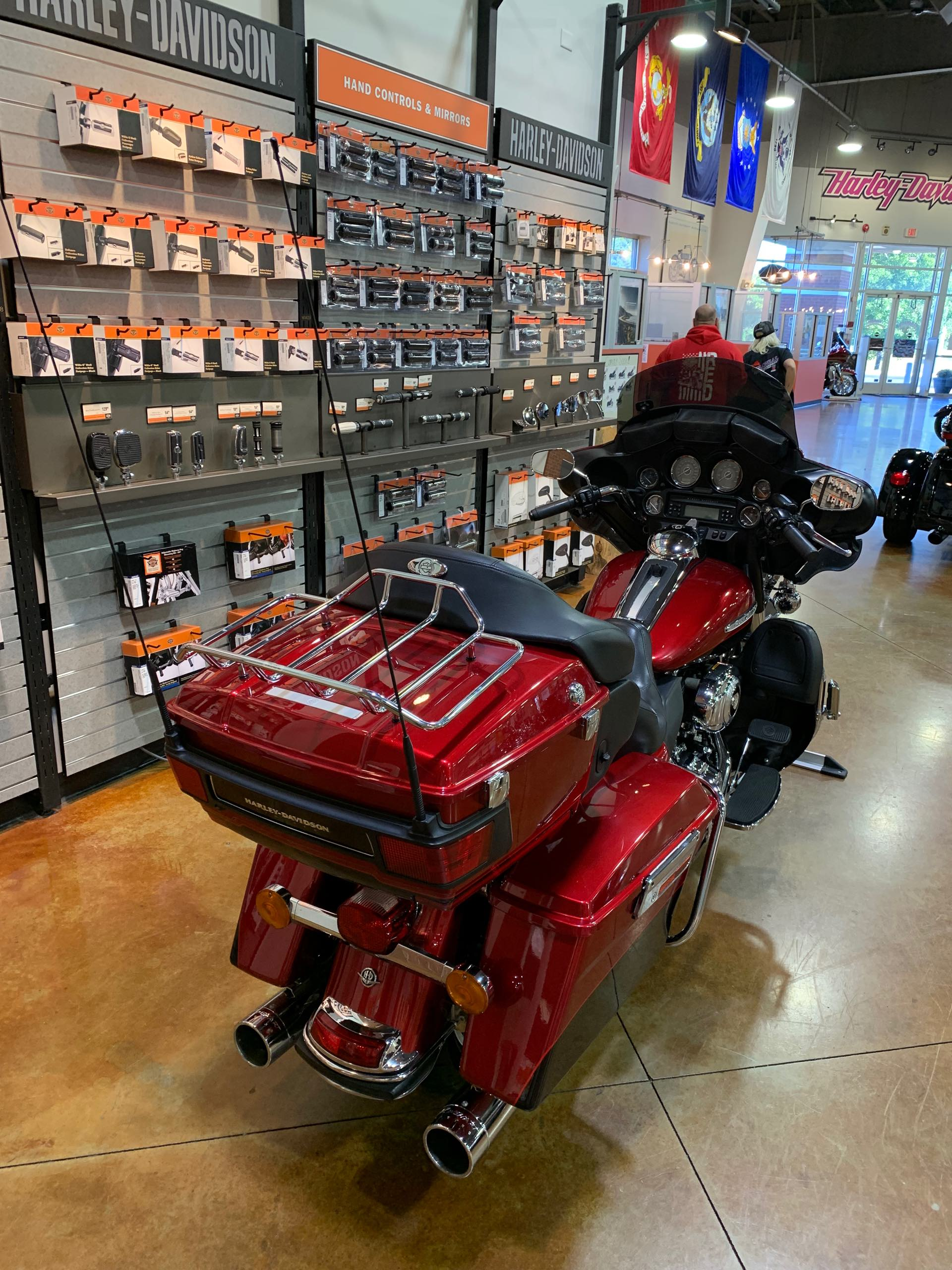 2013 Harley-Davidson Electra Glide Ultra Limited at Colonial Harley-Davidson
