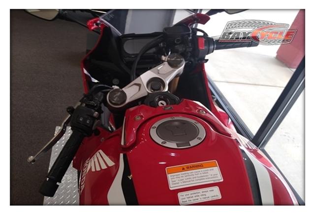 2019 Honda CBR650R Base at Bay Cycle Sales