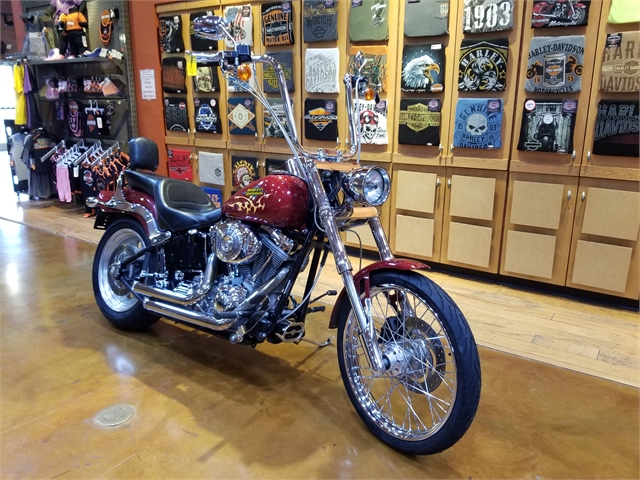 2006 Harley-Davidson Softail Standard at Legacy Harley-Davidson