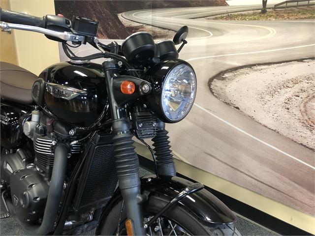 2018 Triumph Bonneville T120 Black at Yamaha Triumph KTM of Camp Hill, Camp Hill, PA 17011