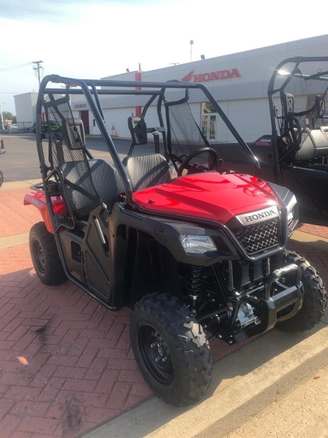 2020 Honda Pioneer 500 Base at Genthe Honda Powersports, Southgate, MI 48195