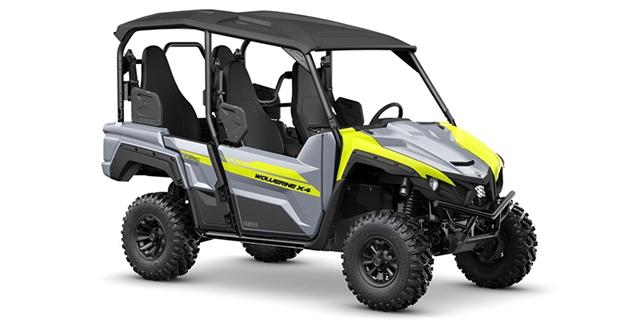 2022 Yamaha Wolverine X4 850 R-Spec at Friendly Powersports Slidell