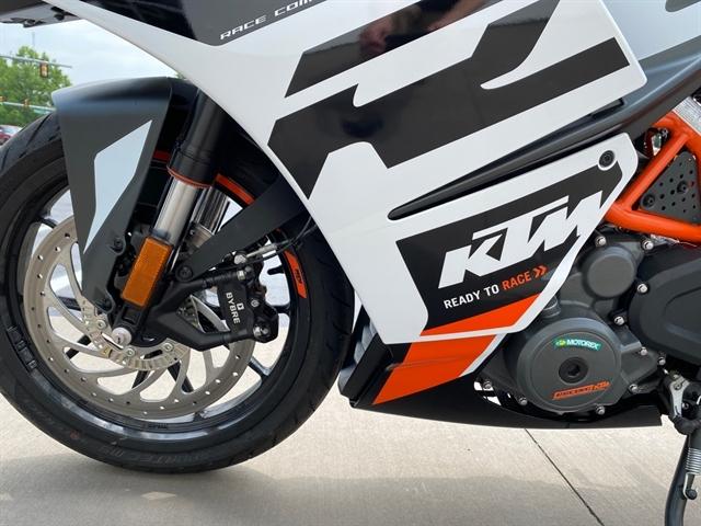 2020 KTM RC 390 at Frontline Eurosports