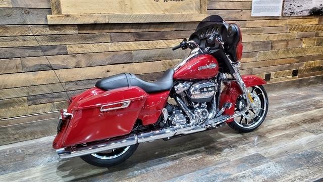 2021 Harley-Davidson Grand American Touring Street Glide at Bull Falls Harley-Davidson