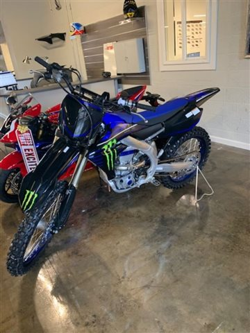 2021 Yamaha YZ450F Monster Energy Yamaha Racing Edition 450F Monster Energy Yamaha Racing Edition at Powersports St. Augustine