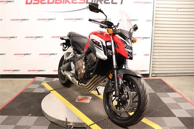 2018 Honda CB650F Base at Used Bikes Direct