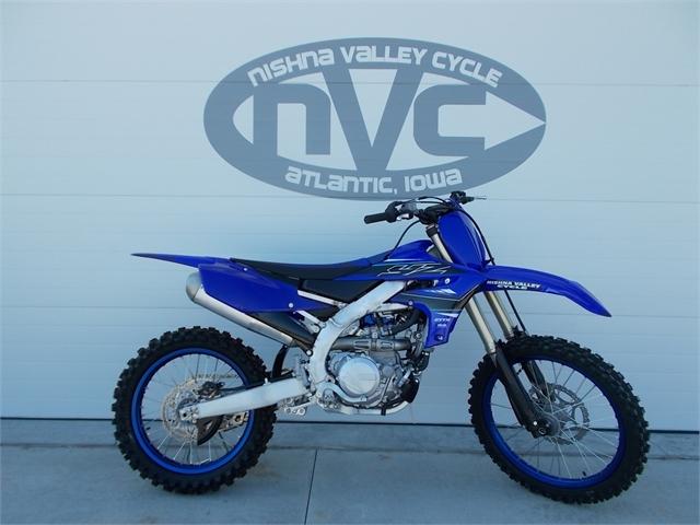 2021 Yamaha YZ 250F at Nishna Valley Cycle, Atlantic, IA 50022