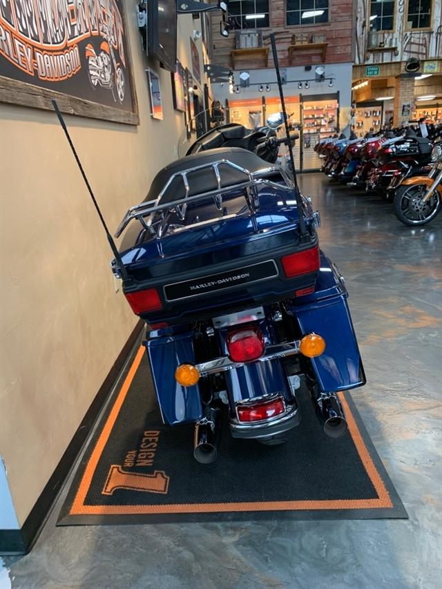 2012 Harley-Davidson Electra Glide Ultra Limited at Vandervest Harley-Davidson, Green Bay, WI 54303