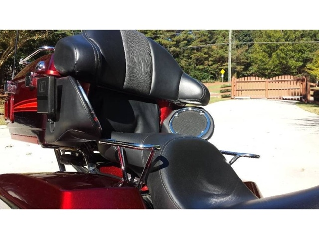 2009 Harley-Davidson Electra Glide CVO Ultra Classic at Southwest Cycle, Cape Coral, FL 33909