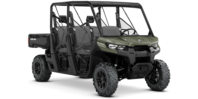 2019 Can-Am Defender MAX HD8 at Seminole PowerSports North, Eustis, FL 32726