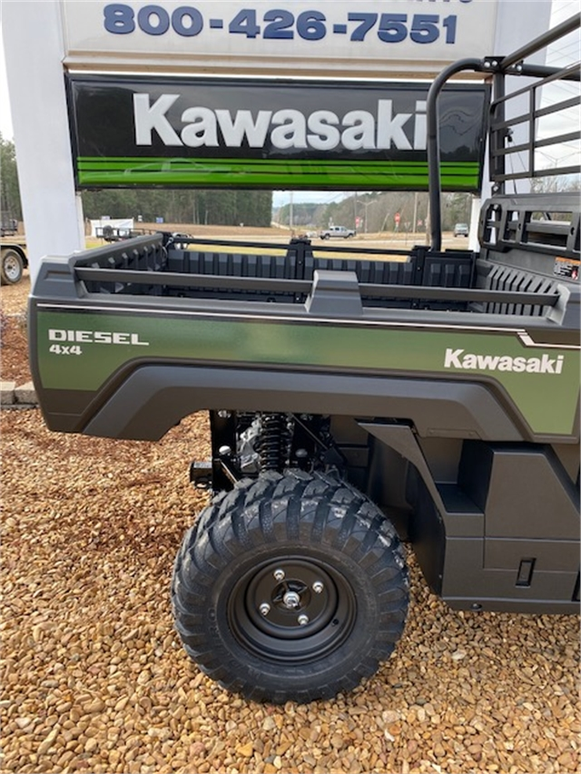 2021 Kawasaki Mule PRO-DX Diesel EPS at R/T Powersports