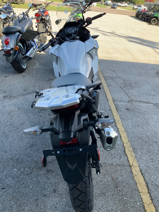 2020 Kawasaki Versys-X 300 ABS at Jacksonville Powersports, Jacksonville, FL 32225
