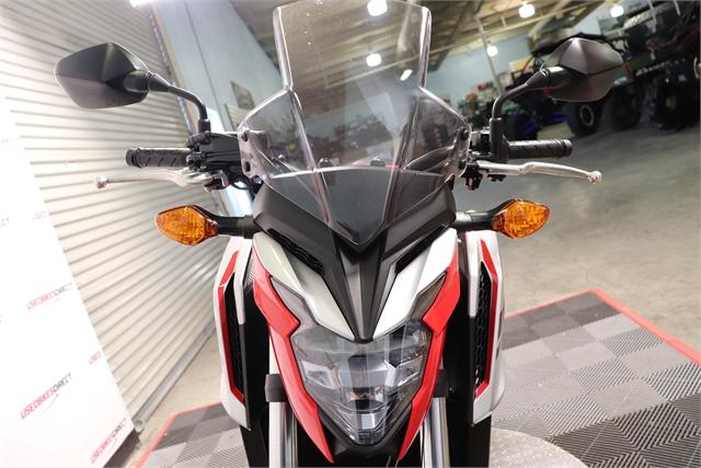 2018 Honda CB650F Base at Friendly Powersports Slidell