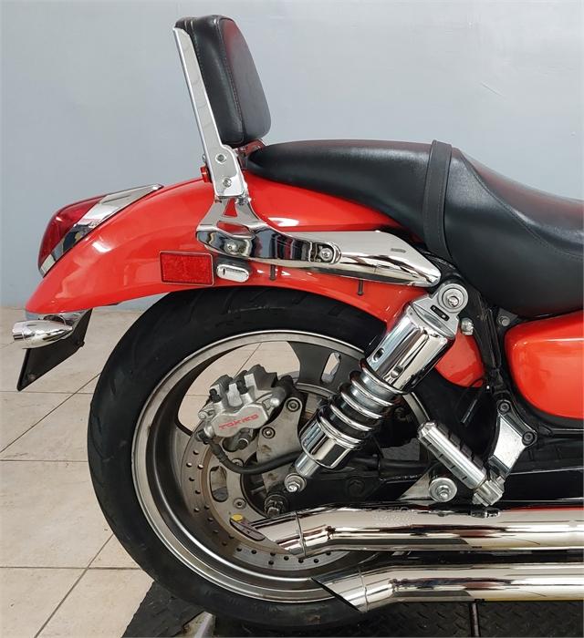 2005 Kawasaki Vulcan 1600 Mean Streak at Southwest Cycle, Cape Coral, FL 33909